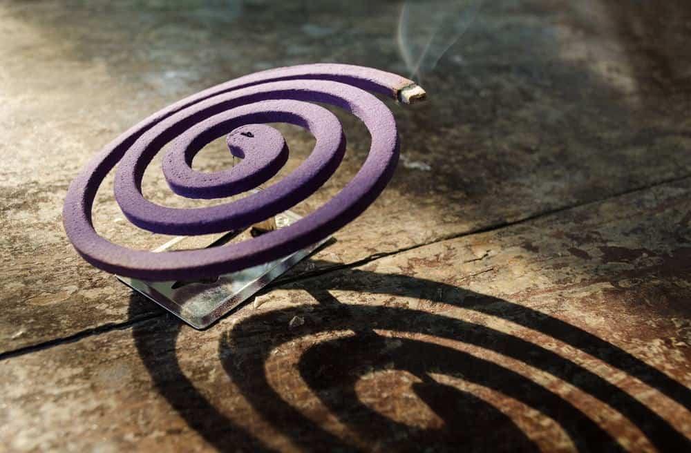 lavender mosquito coil